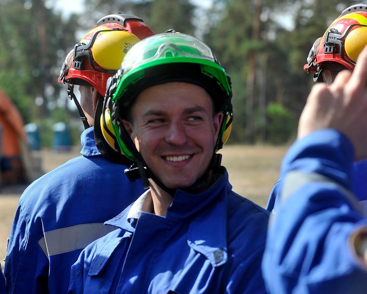 Аваков сказал оповышении заработной платы спасателям ГСЧС вполтора раза