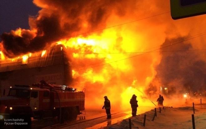 Пожар на станции повыробатыванию электричества обесточил поселок Нелькан вХабаровском крае