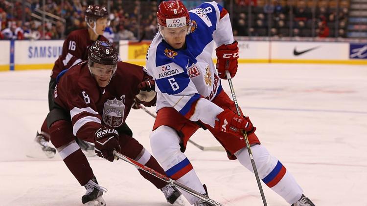 Сборная США одержала победу над российскими хоккеистами вмолодежномЧМ