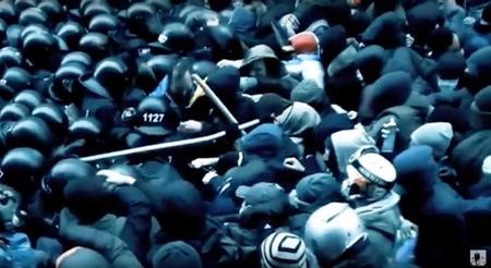 Moby продемонстрировал кадры Майдана вновом клипе против Трампа