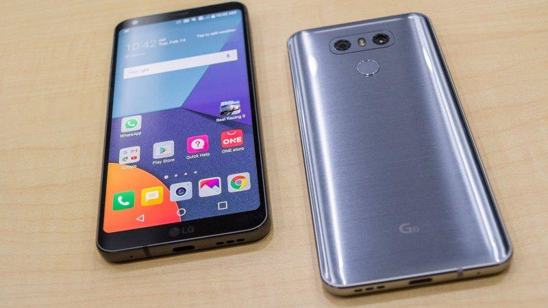 Стала известна цена нового телефона LGG6