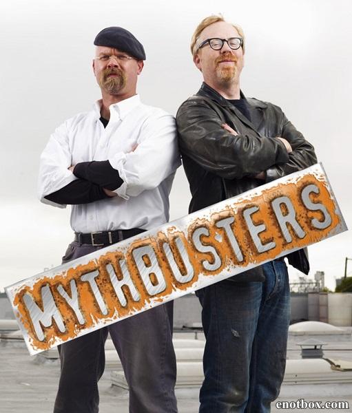 Discovery. Разрушители легенд (Все сезоны: 1-239 серии из 239 + 18 спецвыпусков) / Mythbusters / 2003-2015 / ПО, ПМ / TVRip, SATRip