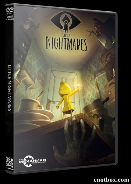 Little Nightmares (2017) PC | RePack от R.G. Механики