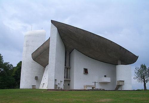 Часовня Notre Dame du Haut (Франция)