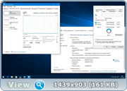 Windows 10 Pro 14393.105 x86-x64 RU LITE