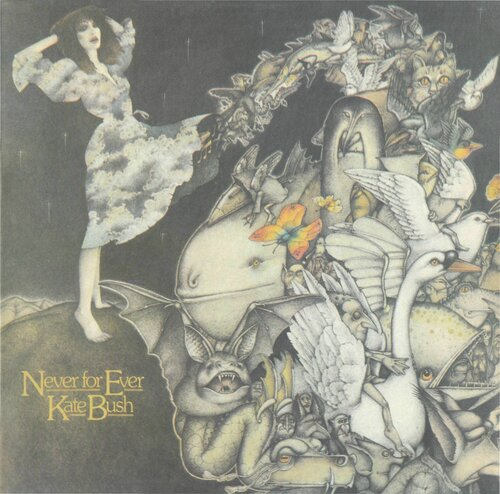 BTA-12540. Kate Bush. Never for ever / mp3, 320