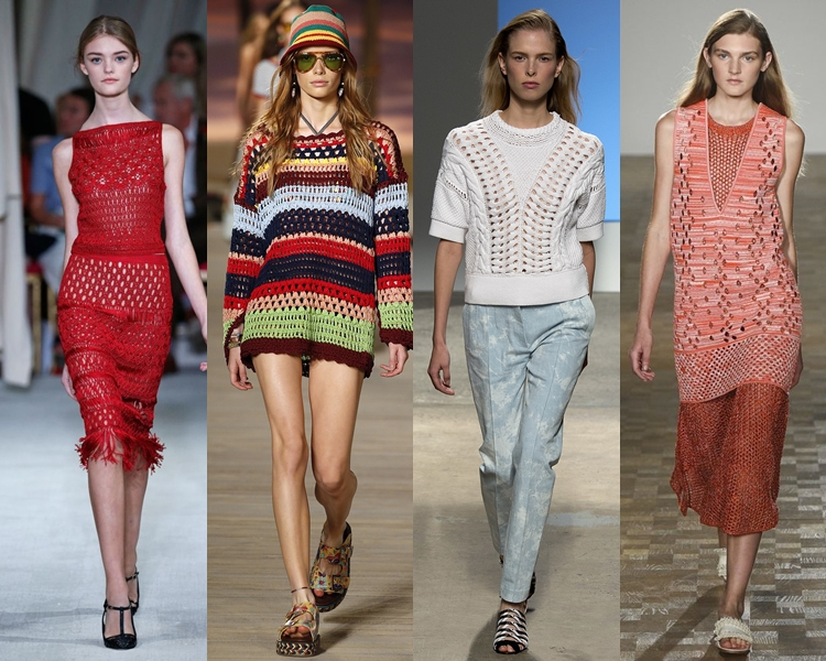 Women's Knitwear Spring/Summer 2016 Fashion Trends picture 5