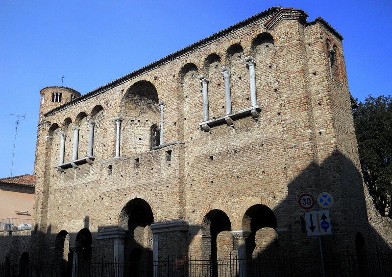 Дворец Теодориха Великого