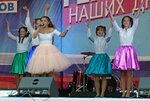 Концерт творческих коллективов района Солнцево на день города