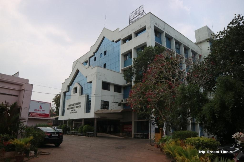 SSNMM Hospital в Варкале
