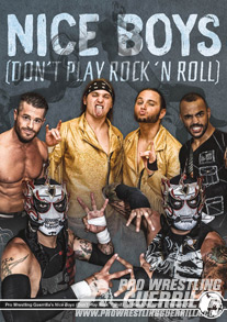 Post image of PWG Nice Boys (Don't Play Rock N' Roll)