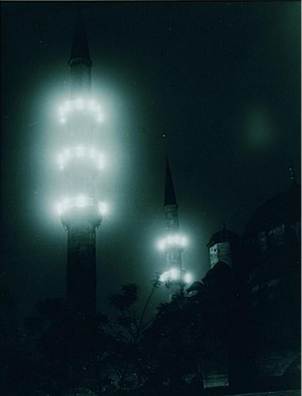 1953. Стамбул. Мечеть