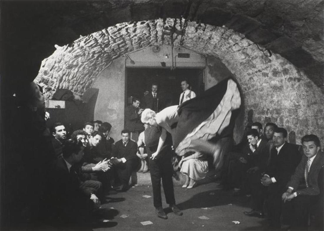 1957. Заведение на рю Юшет
