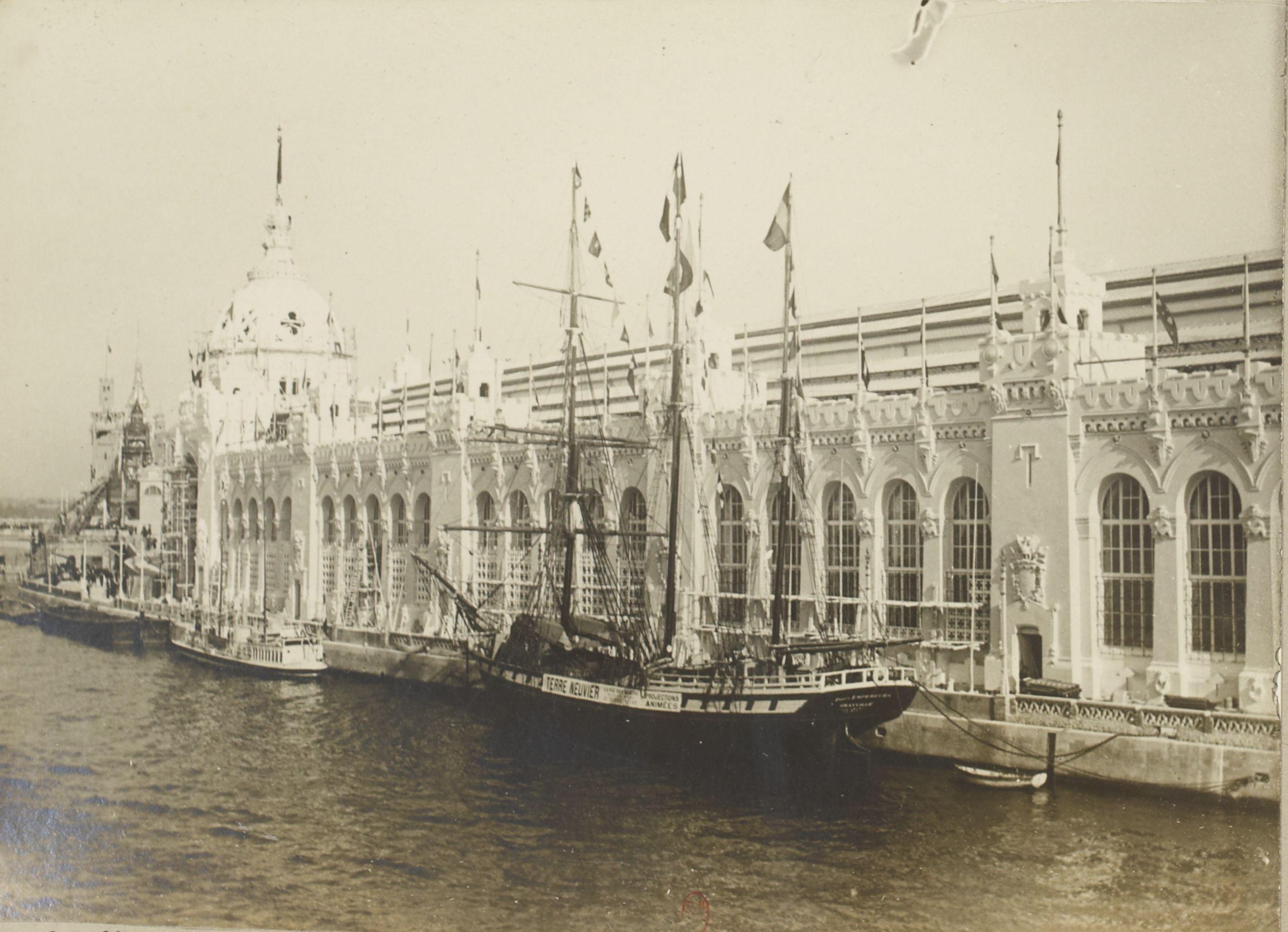 Павильон Морского транспорта
