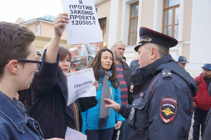 Законопроект о реновации в Москве