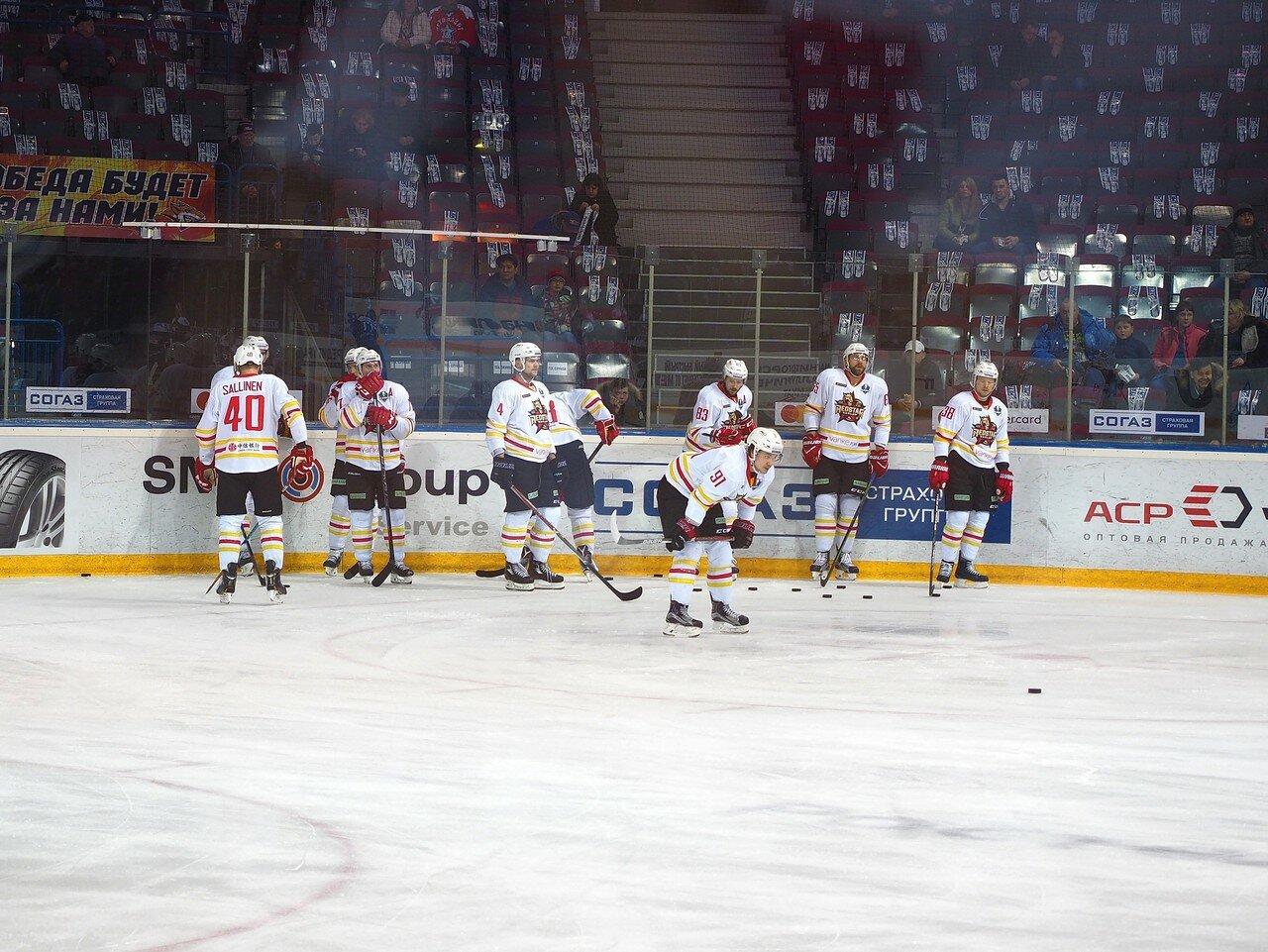 18 Металлург - Куньлунь РС 22.02.2017