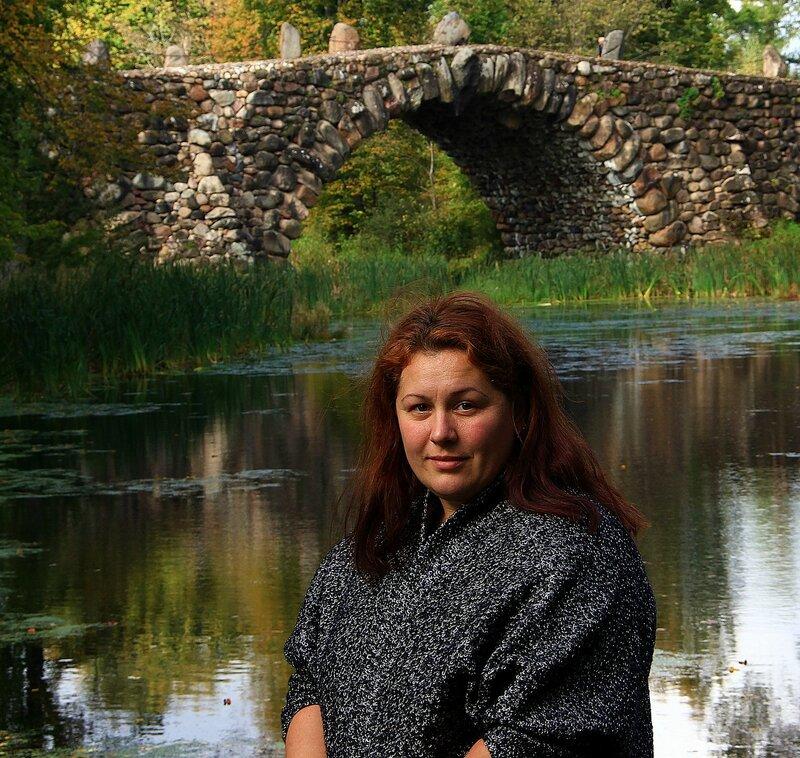 У каменного моста