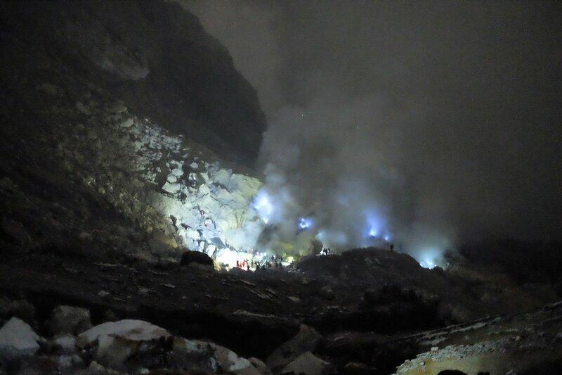 Ты любишь секс на кратере вулкана