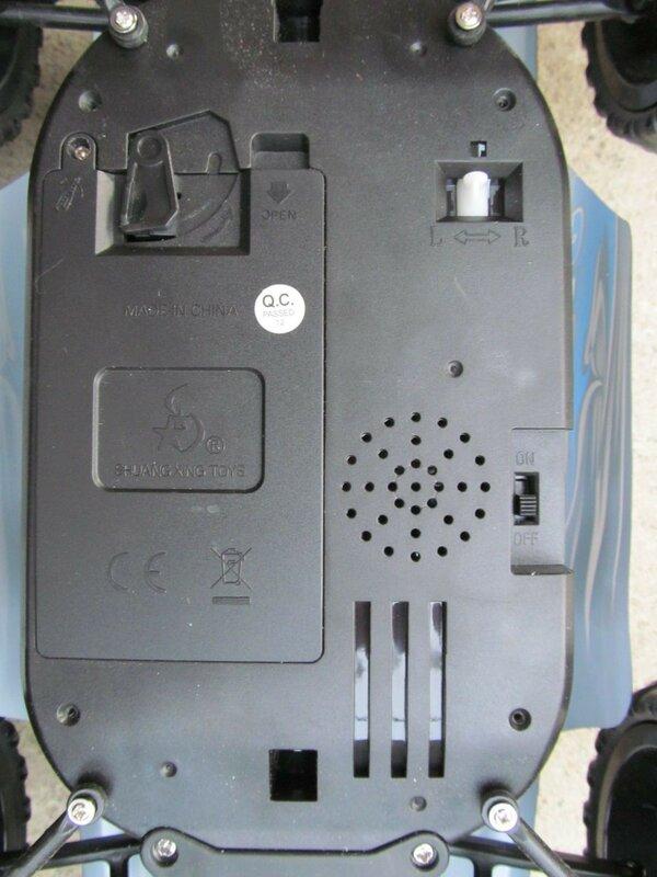 GearBest: Недорогая р/у машинка в большом масштабе 1:10