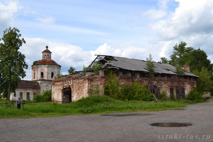 полуразрушенные_церкви_polurazrushennye_tserkvi