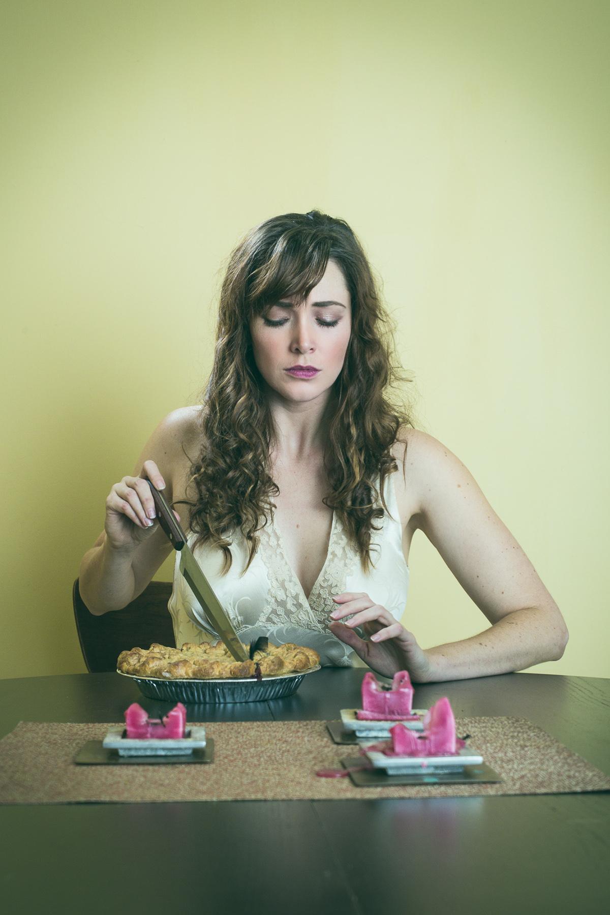 Lindsay Eats Crow / фото Mike B