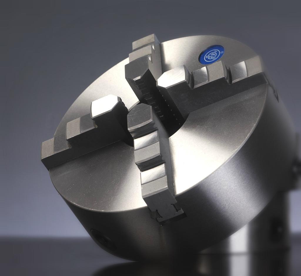Чаще всего пневмоприводы в чпу станках применяют при зажиме в кулачковый патрон