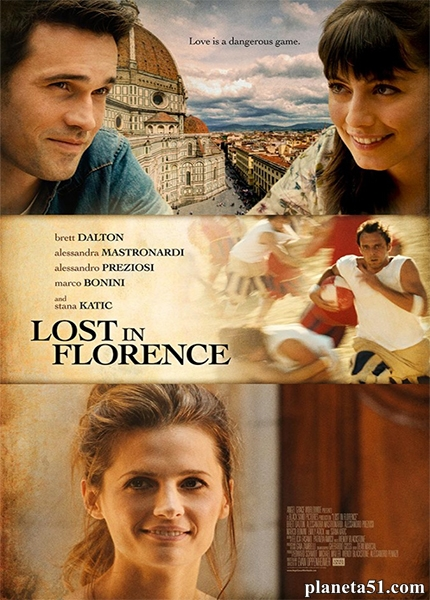 Турист / Lost in Florence (2017/WEB-DL/WEB-DLRip)