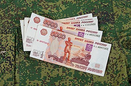 Россия заняла третье место вмире повеличине военных расходов