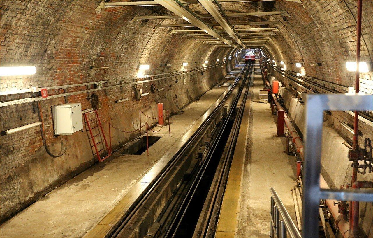 Стамбул. Фуникулёр Тюнель (Tünel)