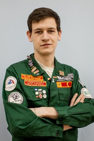 Работник штаба – Авдеев Алексей