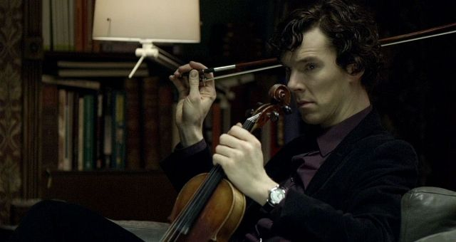 «The Final Problem»— создатели телепроекта «Шерлок» раскрыли название последней серии четвертого сезона