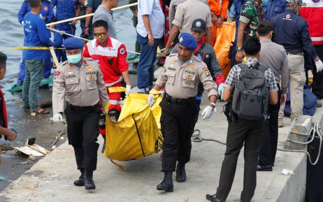 ВИндонезии зажегся паром. Погибло 23 человека