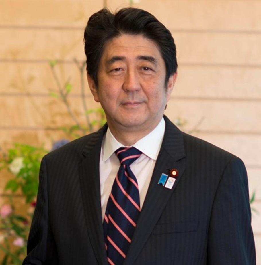 Японский премьер назвал существенным сотрудничество сРоссией
