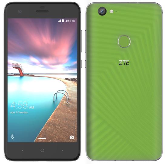 Компания ZTE отменила финансирование липкого телефона Hawkeye