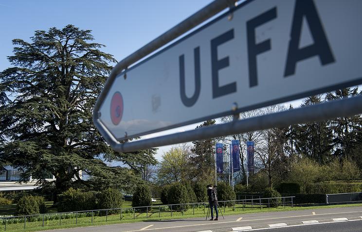 Генеральный секретарь УЕФА: отлично, что Германия иТурция заинтересованы провести Евро