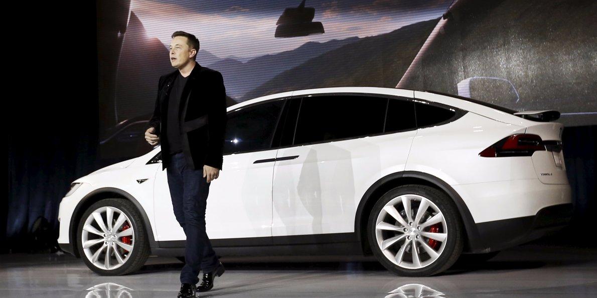 Компактный кроссовер Tesla Model Yготовится стать бестселлером бренда
