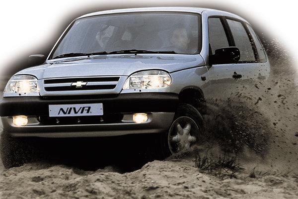 «GM-АвтоВАЗ» всередине весны снизил стоимость наавтомобиль Шевроле NIVA