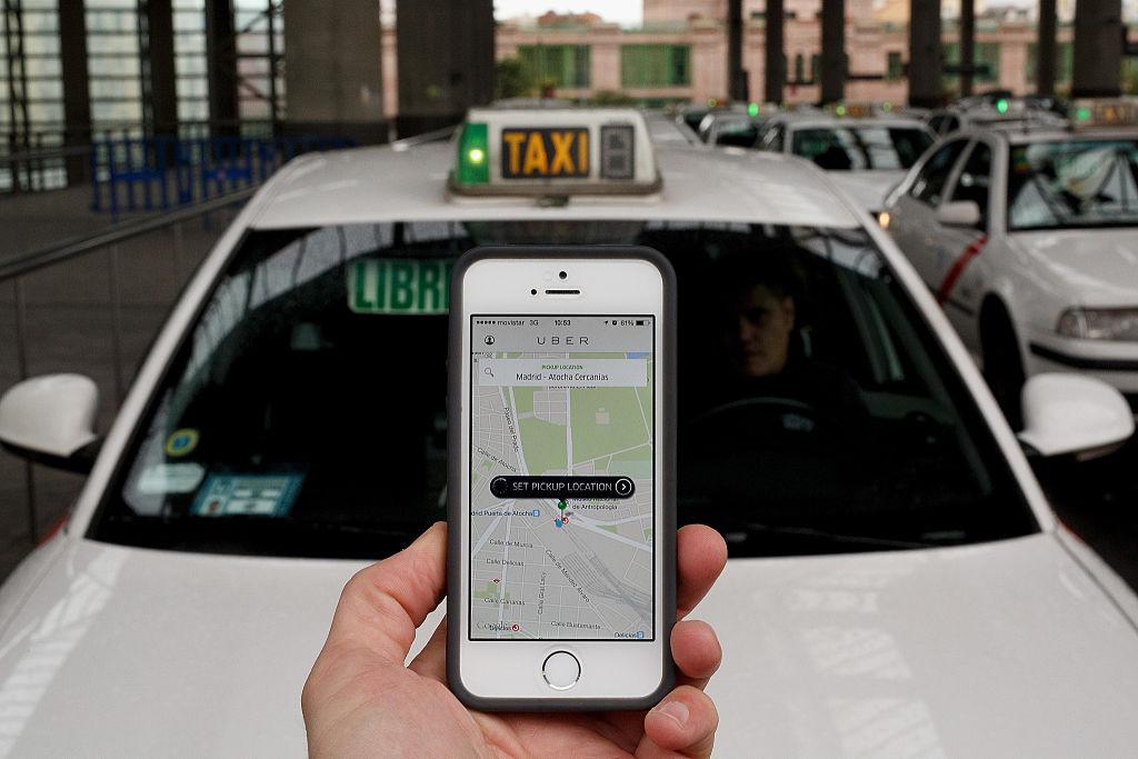 Uber следил заводителями своего конкурента