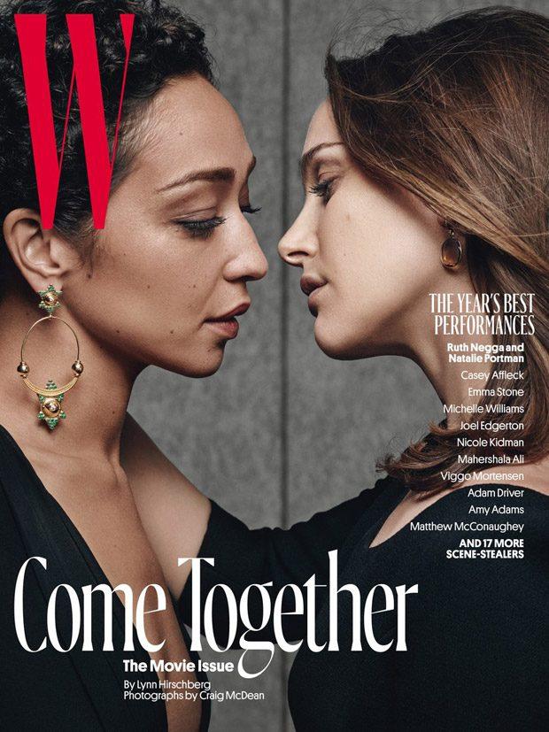 Emma Stone, Natalie Portman, Nicole Kidman + More for W Magazine