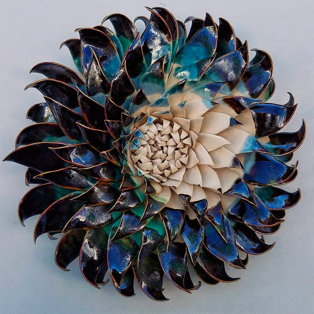 Gorgeous and Colored Handmande Ceramic