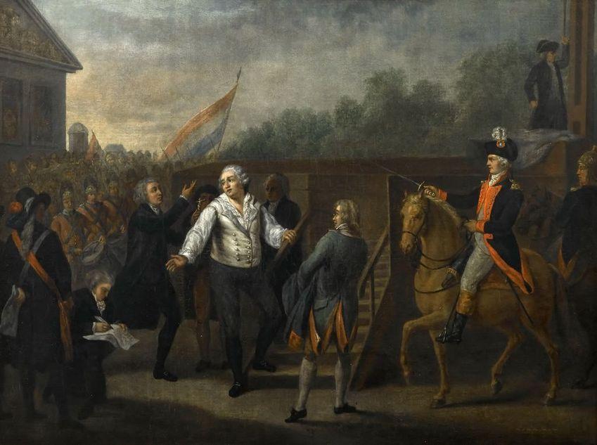 the unrevolutionary revolution of france Revolutionary vs revolution - what's the difference vs unrevolutionary revolution  artistic revolution  french revolution  industrial revolution.