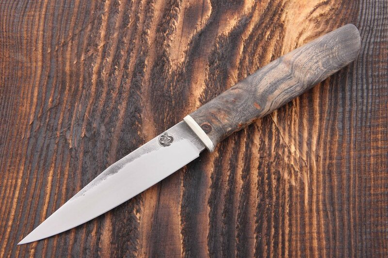Нож фикс от Валерия Вегеры - Проникатель