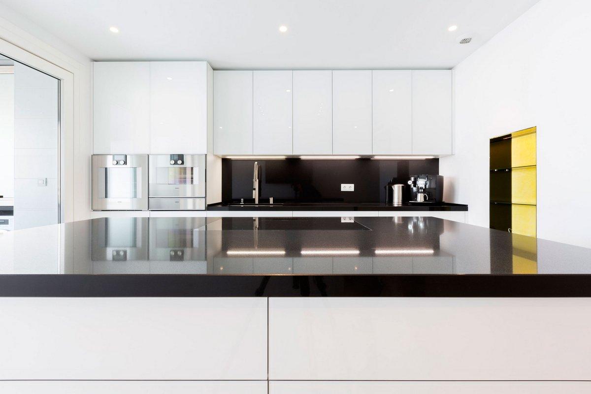 Оформление кухни в квартире