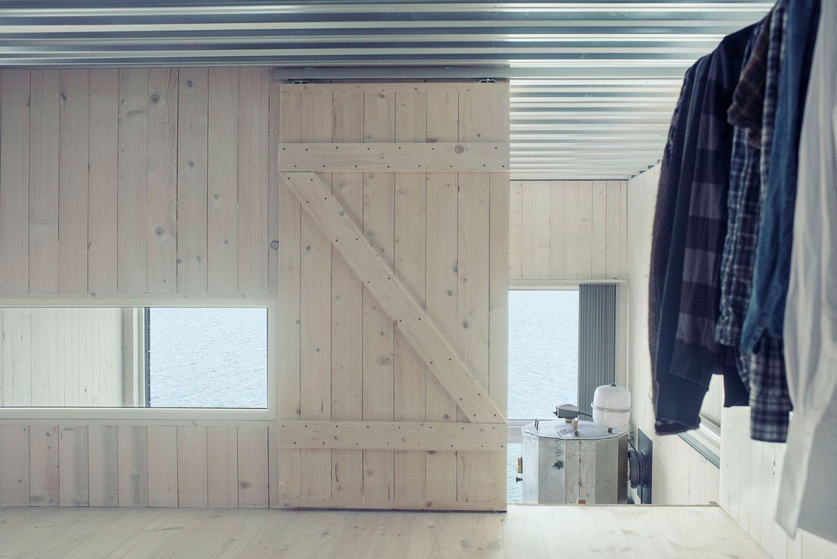 норвежский дизайн интерьера