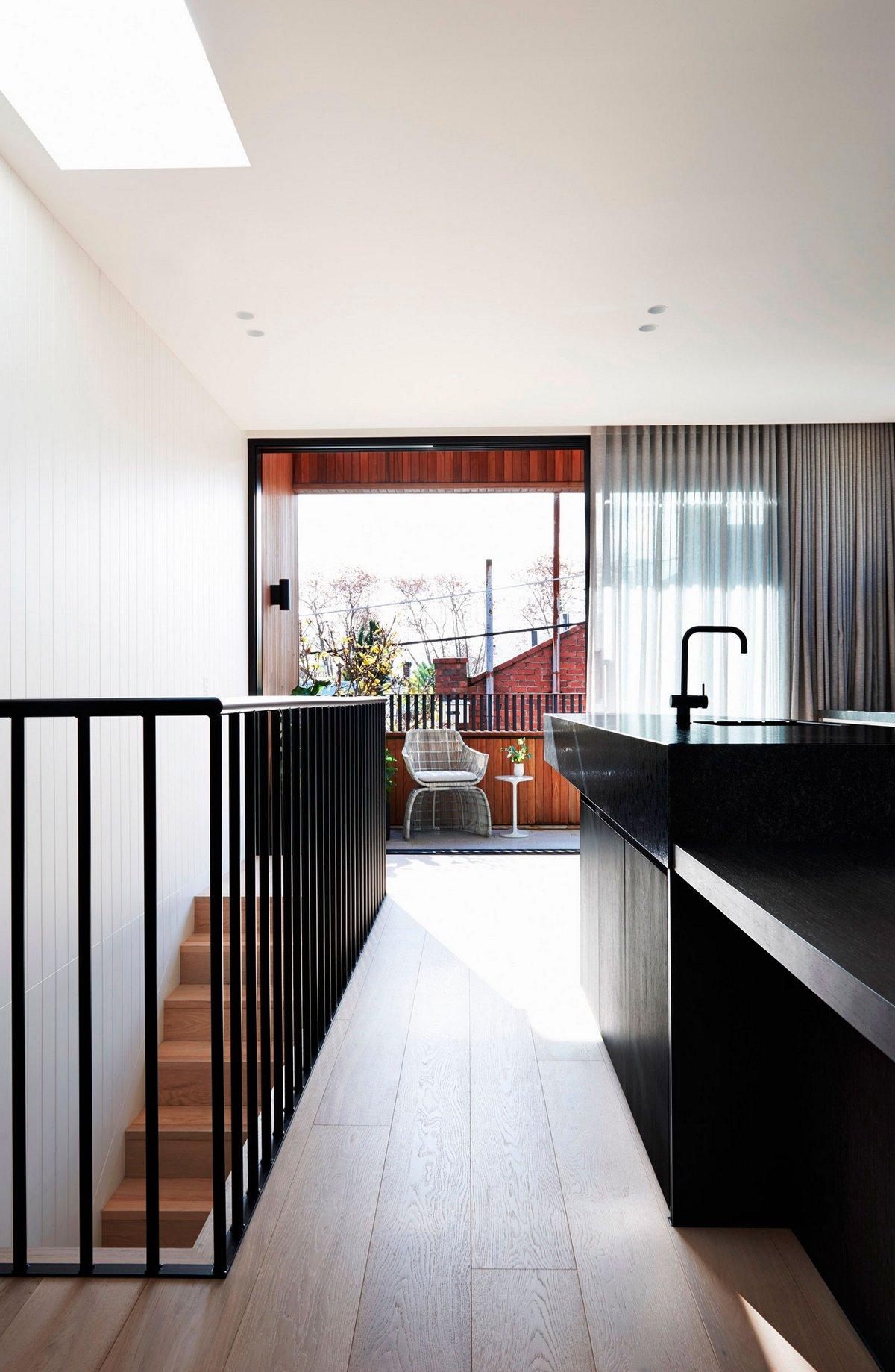 Современный дом в Мельбурне от Studio Tate