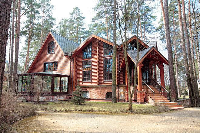 Дома Кончаловских