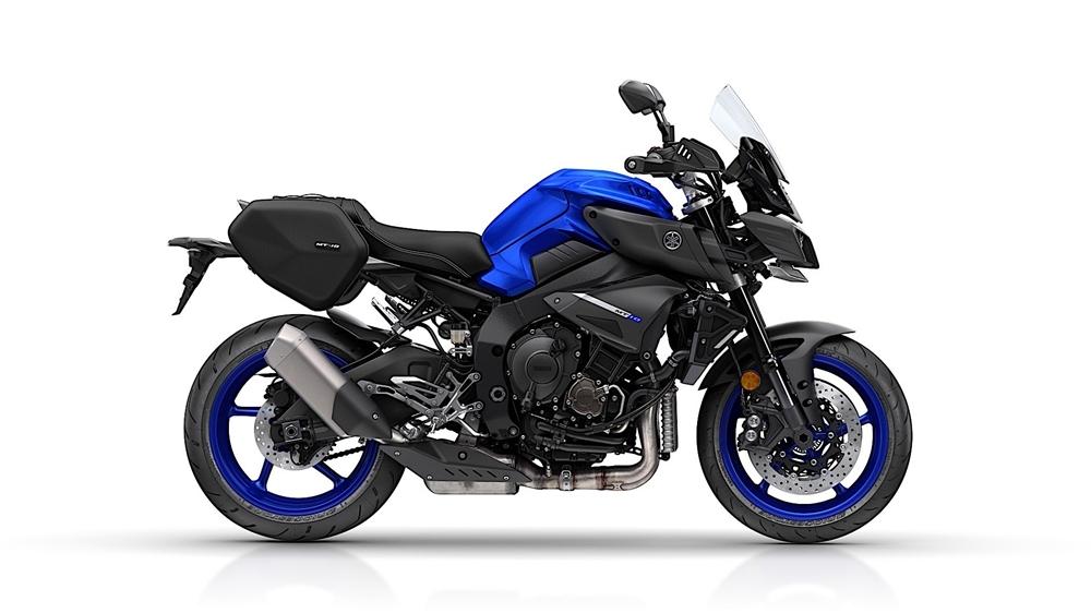 Новый мотоцикл Yamaha  MT-10 Tourer Edition 2017