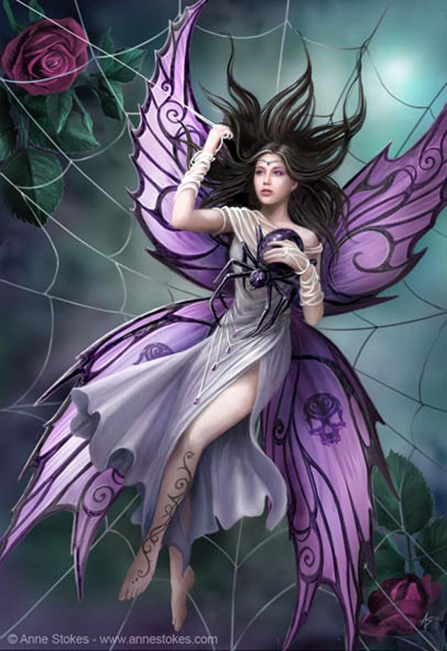 Anne Stokes - Illustrator