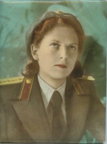 Лупинская Полина Абрамовна