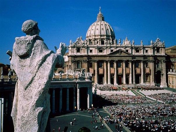 Шокирующее заявление Ватикана